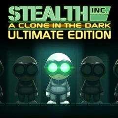 PS4: Stealth Inc: Ultimate Edition (juego base + 40 niveles extra) por sólo 0,64€