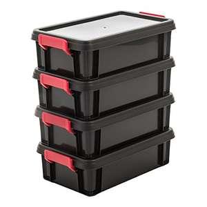 4 Cajas de Almacenamiento Multi Box