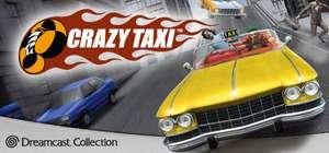 mítico Crazy Taxi