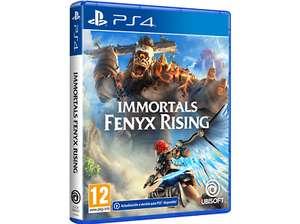 Immortals Fenyx Rising PS4 en Media Markt (eBay)