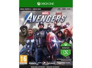 Marvel's Avengers Xbox One en Media Markt (eBay)
