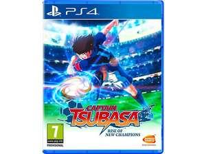 Captain Tsubasa PS4 en Media Markt (eBay)