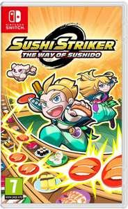 Sushi Striker - The Way of Sushido (Switch)