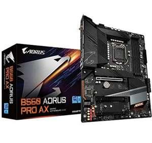 Gigabyte B560 Aorus Pro AX, Intel B560-Mainboard - Sockel 1200 Marca Gigabyte