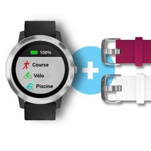 Garmin Vivoactive 3 Silver - Edición Navidad Reloj Gps Pulsómetro Muñeca