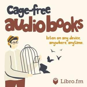 30% descuento en todos los audiolibros de Libro.fm (muchos en español) [SIN DRM]