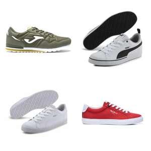 Recopilación de Zapatillas Adidas,Puma,Pepe Jeans,Levis...(Últimas tallas)