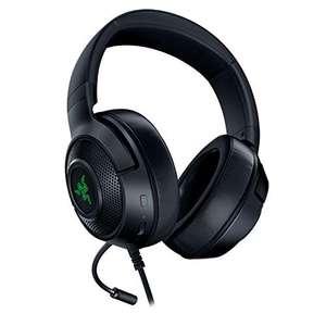 Auriculares gaming Razer Kraken X con sonido envolvente 7.1 por sólo 32,79€