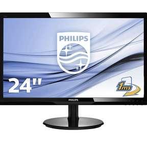 "Philips Monitores 246V5LDSB/00 - Monitor de 24"""