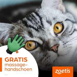 Guante masajeador para gatos (GRATIS)