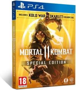 Mortal Kombat 11 Edición Especial [Juego Físico, DLCs, Amazon FR]