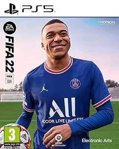 FIFA 22 PARA PS5 EN AMAZON