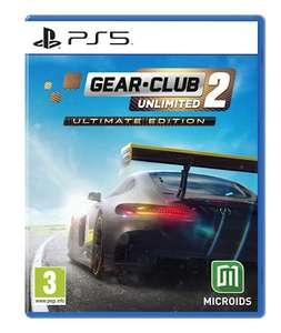 Gear Club 2 - Ultimate Edition PlayStation 5