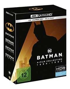 Batman 1-4 Collection [4K Ultra HD]