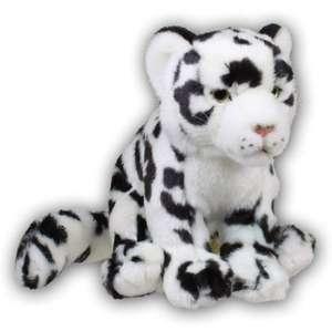 WWF - Peluche de Leopardo de Las Nieves (19 cm)