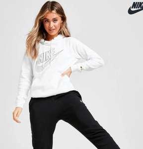 Nike sudadera con capucha Metallic Futura