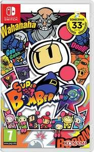 Juego Super Bomberman R para Nintendo Switch
