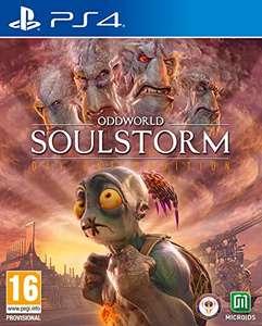 Oddworld Soulstorm: Day One Oddition