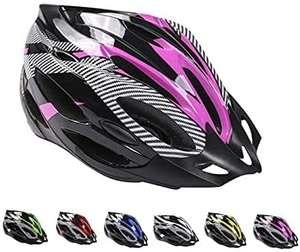Deyiis Casco para bicicleta (varios Colores)