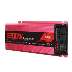 Inversor de energía de onda sinusoidal Mensela IT-PS1 Pro 220V 50HZ Pantalla inteligente 2200W - Desde Europa