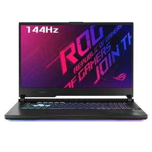 Portátil Gaming Asus ROG Strix G17 G712LW-EV002 / RTX™ 2070 / i7-10750H / 16GB DDR4