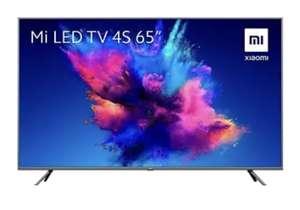 "TV LED 65"" - Xiaomi Mi TV 4S UHD 4K, Quad Core, Bluetooth, 55"""