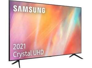 "TV LED 65"" - Samsung UE65AU7175UXXC, UHD 4K, Crystal UHD, Smart TV, HDR10+, Tizen, Dolby Digital Plus, Negro"