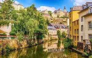 Vuelos ida y vuelta a Luxemburgo desde 22€ para Noviembre