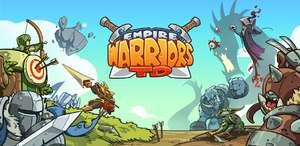Empire Warriors TD Premium: Tower Defense Games