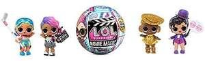 .O.L. Surprise!- LOL Surprise Movie Magic 10 sorpresas Que Incluyen 1 muñeca, escenas de películas y Muchos Otros Accesorios