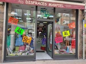 Tienda de disfraces en Miranda de Ebro todo al 50% !!!