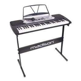 Teclado electrónico MADISON MEK54100P con micrófono y soporte