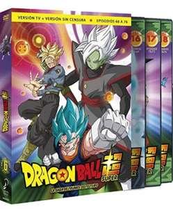 Dragon Ball Super. Box 6. la saga de Trunks del futuro