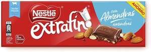 Nestlé Extrafino Chocolate con Leche y almendras 270g (solo Amazon Fresh)
