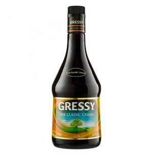 Crema de Whisky Gressy
