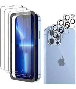 Mini recoo:cristal Templado,fundas para iPhone 13 Pro max