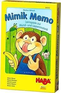 MIMIK MEMO juego de mesa HABA