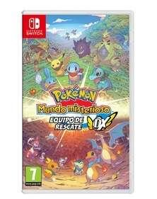 Pokémon Mundo misterioso: equipo de rescate DX - NINTENDO SWITCH