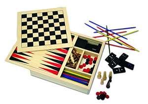 Set de Juegos de Madera 2 Jugadores