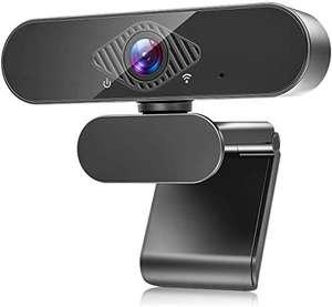 Webcam con micrófono HD 1080P