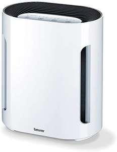 Beurer LR 210 Purificador de aire, con filtro HEPA H13, filtra polvo doméstico, pelo de los animales, los olores..