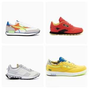 Recopilación de Zapatillas Nike, Adidas,Asics, Reebok...en FOOTDISTRICT