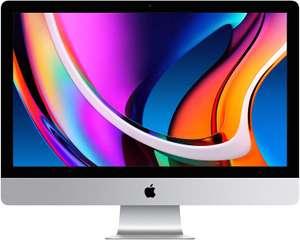 """Apple iMac (2020), 21.5"""" Retina 4K, Intel® Core™ i3, 8 GB, 256 GB SSD, Radeon Pro 555X, MacOS, Plata"""