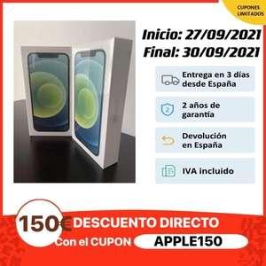 Apple iPhone 12 64GB (Desde España)