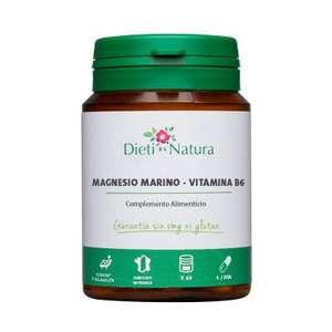 Magnesio Marino Vitamina B6 Dieti Natura