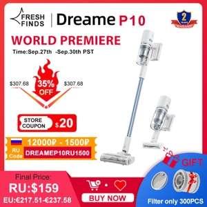 Aspirador de mano Dreame P10 desde España sólo 178€
