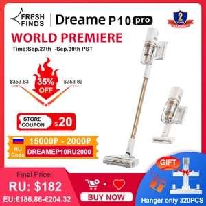 Aspirador de mano Dreame D10 PRO desde España por 195,53€