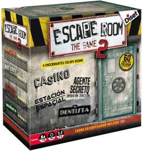 Escape Room: The Game 2 - Juego de Mesa