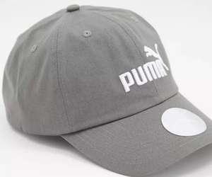 Gorra gris de PUMA Essentials