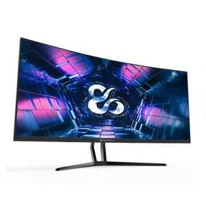 "Monitor Gaming UltraWide Curvo 34"" - WQHD - 144Hz - 1ms"